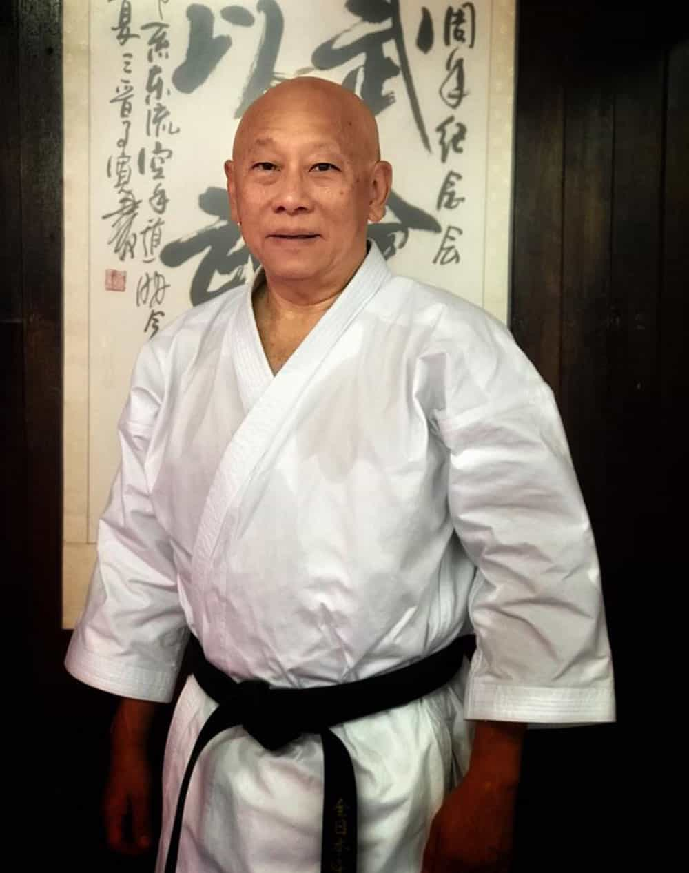 Renshi George Tan