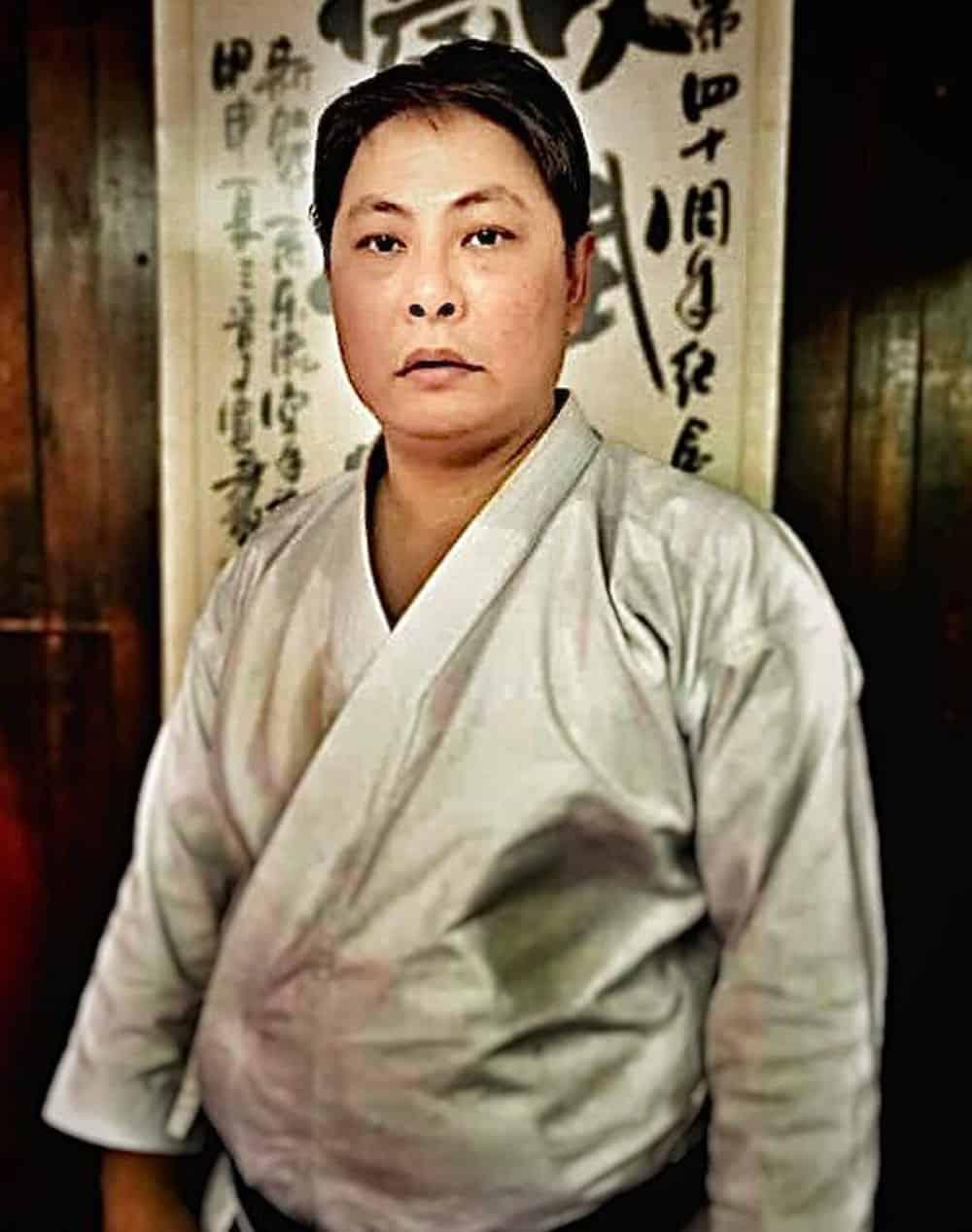 Sensei Alan Chong