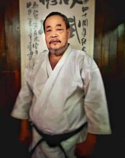 Sensei Hong Lee Peng