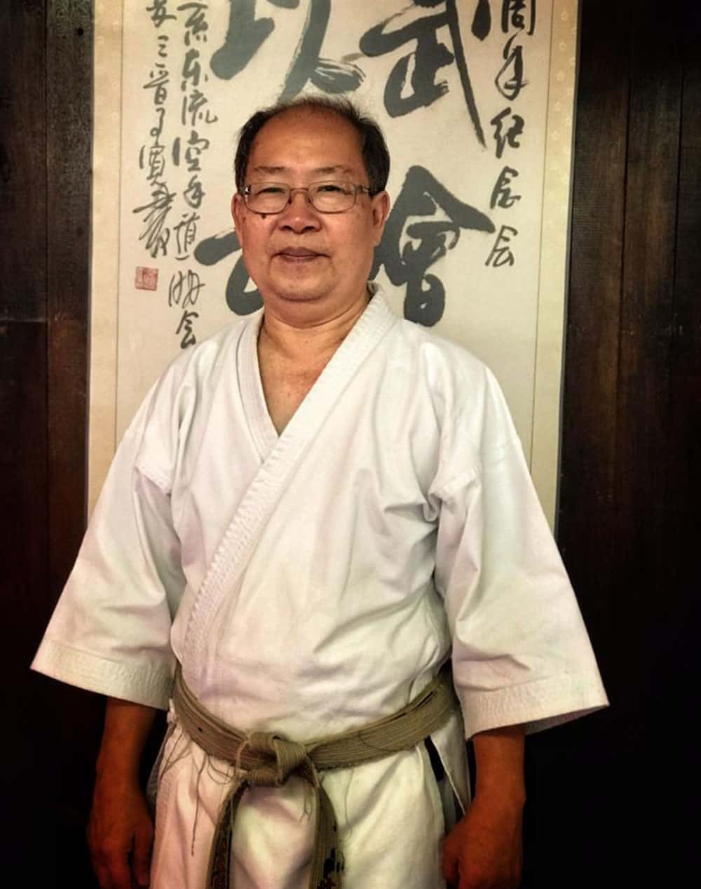 Sensei Sunny Tan